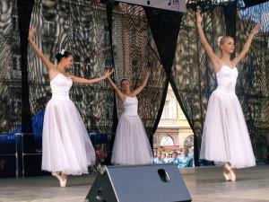 Международный фестиваль танца в Чехии (Прага)