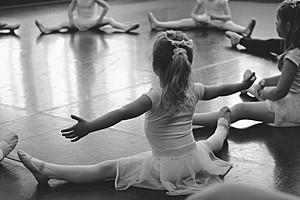 Танцы для самых маленьких