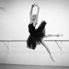 Ульяна Лопаткина в репетиционном классе